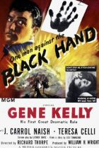 Black Hand 1950 DVD - Gene Kelly / Teresa Celli